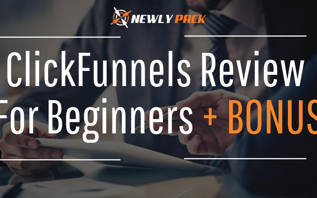 ClickFunnels Review | Clickfunnels Pricing + Demo + Bonuses